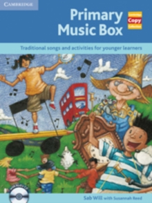 Primary Music Box with Audio CD : Traditional Songs and Activities for Younger Learners, Mixed media product Book