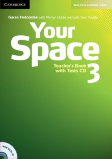 Your Space Level 3 Teacher's Book with Tests CD, Mixed media product Book