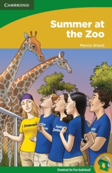 Summer at the Zoo, Paperback Book