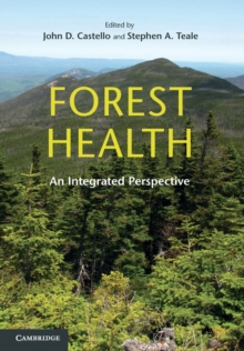 Forest Health : An Integrated Perspective, Paperback / softback Book