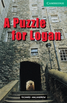 A Puzzle for Logan Level 3, Paperback Book