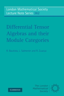 Differential Tensor Algebras and their Module Categories, Paperback / softback Book