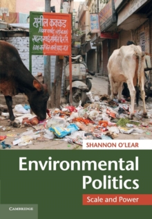 Environmental Politics : Scale and Power, Paperback / softback Book