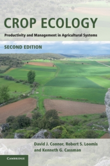 Crop Ecology : Productivity and Management in Agricultural Systems, Hardback Book