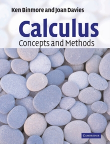 Calculus: Concepts and Methods, Paperback Book
