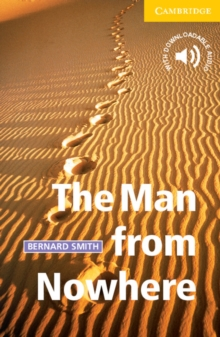 The Man from Nowhere Level 2, Paperback Book