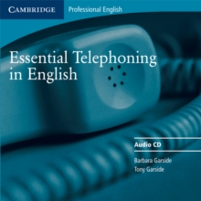 Essential Telephoning in English Audio CD, CD-Audio Book