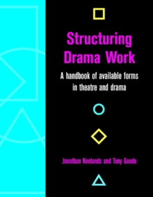 Structuring Drama Work, Paperback Book