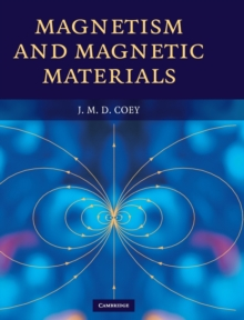 Magnetism and Magnetic Materials, Hardback Book