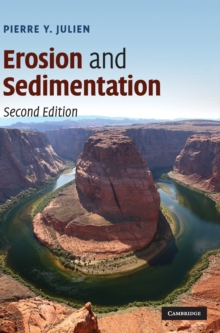 Erosion and Sedimentation, Hardback Book
