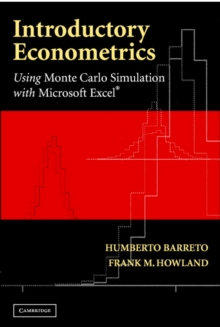 Introductory Econometrics : Using Monte Carlo Simulation with Microsoft Excel, Hardback Book