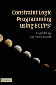 Constraint Logic Programming Using Eclipse, Hardback Book