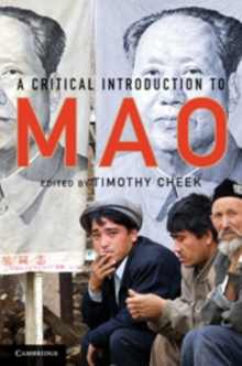 A Critical Introduction to Mao, Hardback Book