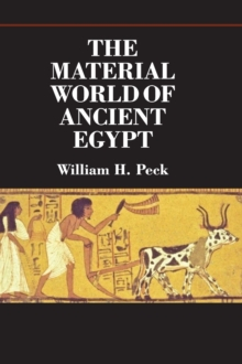 The Material World of Ancient Egypt, Hardback Book