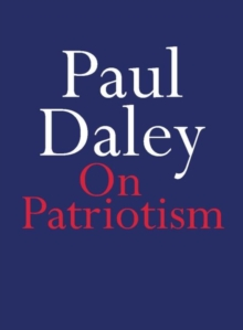 On Patriotism, Paperback / softback Book