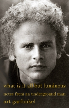 What Is It All but Luminous : Notes from an Underground Man, Paperback / softback Book