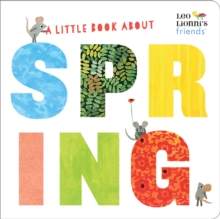 A Little Book About Spring, Board book Book