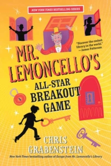 Mr. Lemoncello's All-Star Breakout Game, Paperback / softback Book