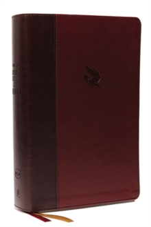 NKJV, Spirit-Filled Life Bible, Third Edition, Leathersoft, Burgundy, Indexed, Red Letter Edition, Comfort Print : Kingdom Equipping Through the Power of the Word, Leather / fine binding Book