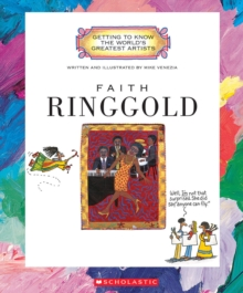 FAITH RINGGOLD, Paperback Book