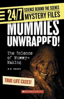 MUMMIES UNWRAPPED, Paperback Book