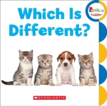 WHICH IS DIFFERENT, Paperback Book