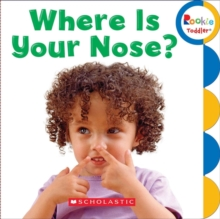WHERE IS YOUR NOSE, Paperback Book