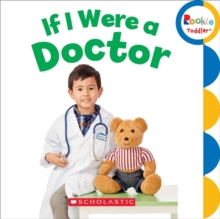 IF I WERE A DOCTOR, Hardback Book