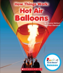 HOT AIR BALLOONS, Paperback Book