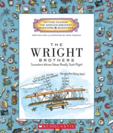 WRIGHT BROTHERS THE, Paperback Book
