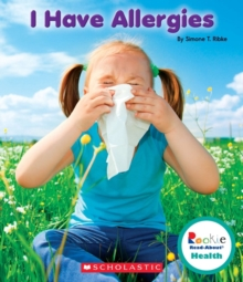 I HAVE ALLERGIES, Paperback Book