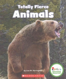 TOTALLY FIERCE ANIMALS, Paperback Book