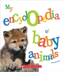 MY ENCYCLOPEDIA OF BABY ANIMALS, Hardback Book