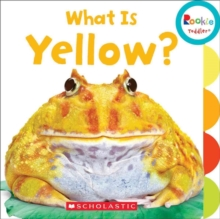 WHAT IS YELLOW, Hardback Book