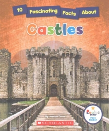 10 FASCINATING FACTS ABOUT CASTLES, Paperback Book