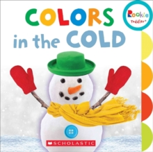 COLORS IN THE COLD, Hardback Book