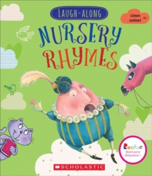 LAUGHALONG NURSERY RHYMES, Paperback Book