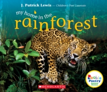 MY HOME IN THE RAINFOREST, Paperback Book