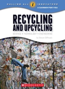 RECYCLING & UPCYCLING, Hardback Book