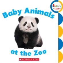 BABY ANIMALS AT THE ZOO, Paperback Book