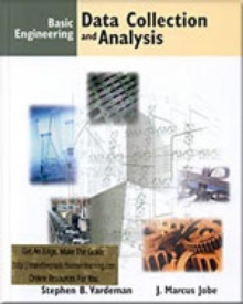 Basic Engineering Data Collection and Analysis, Hardback Book