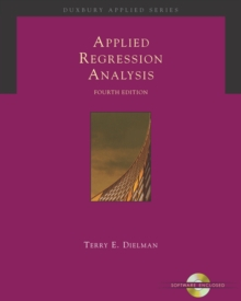 Applied Regression Analysis : A Second Course in Business and Economic Statistics (with CD-ROM and InfoTrac (R)), Mixed media product Book