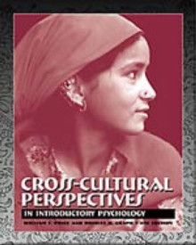 Cross-Cultural Perspectives in Introductory Psychology (with InfoTrac), Paperback / softback Book