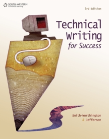 Technical Writing for Success, Mixed media product Book
