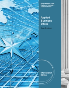 Applied Business Ethics : A Skills-Based Approach, International Edition, Paperback / softback Book
