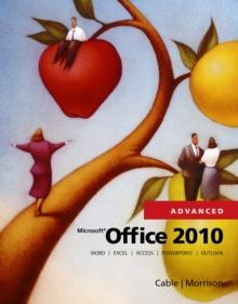 Microsoft (R) Office 2010, Advanced, Paperback / softback Book