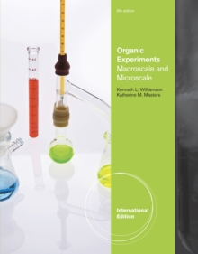 Organic Experiments : Macroscale and Microscale, International Edition, Paperback / softback Book