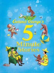 Curious George's 5-minute Stories, Hardback Book