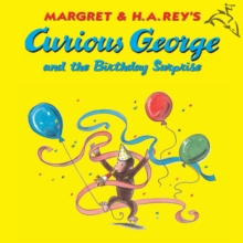 Curious George and the Birthday Surprise (Read-aloud), EPUB eBook