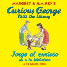 Jorge el curioso va a la biblioteca/Curious George Visits the Library (Read-aloud), EPUB eBook